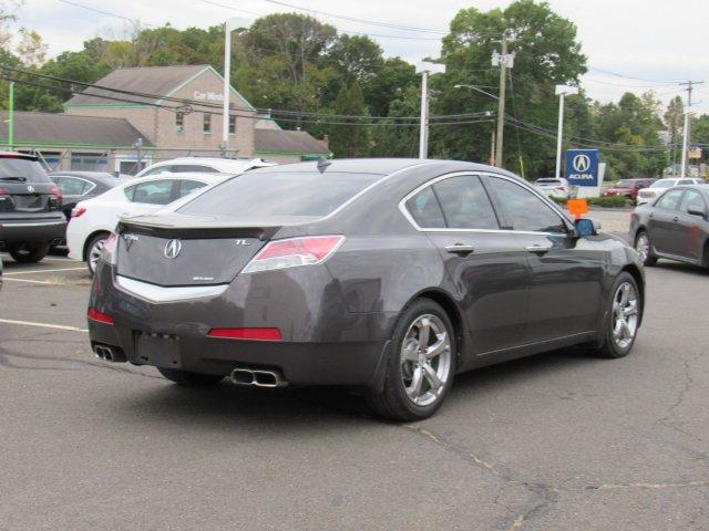 PreOwned Acura TL Dr Sdn Auto SHAWD Tech Dr Car In Milford - Acura tl 2018 tires