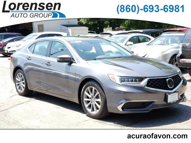 Pre-Owned 2019 Acura TLX 2.4L FWD
