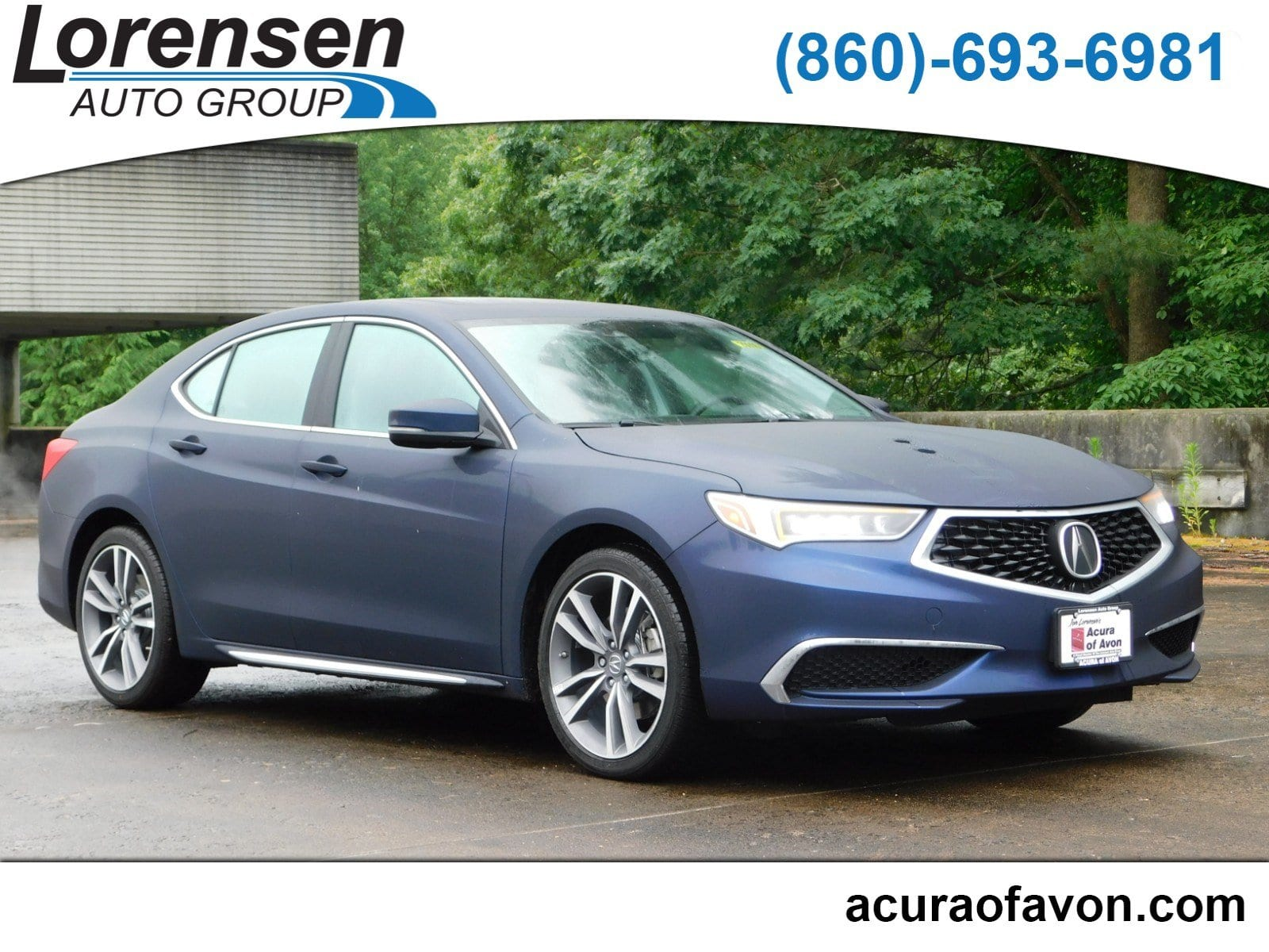 New 2020 Acura Tlx V 6 Sh Awd With Technology Package Sedan In