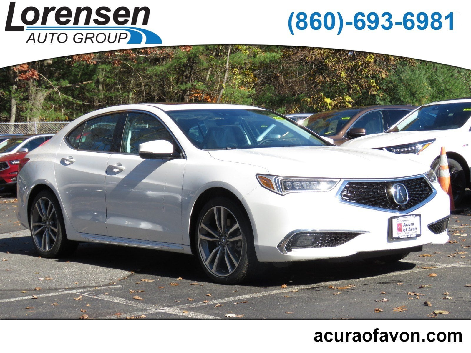 New 2019 Acura TLX 3 5 V 6 9 AT SH AWD with Advance Package 3 5L SH