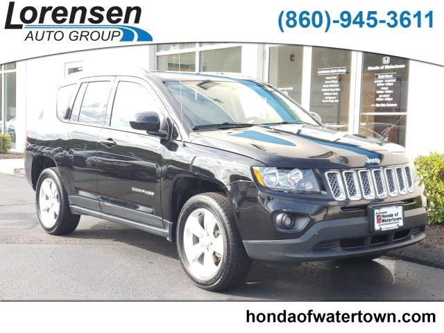 Pre-Owned 2016 Jeep Compass 4WD 4dr Latitude