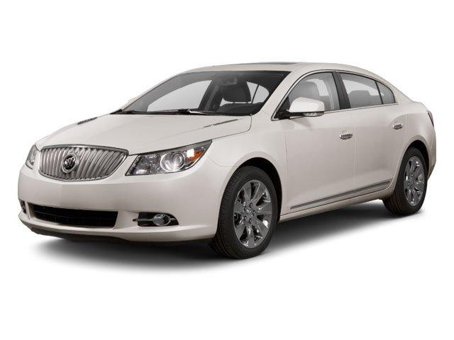 Pre-Owned 2012 Buick LaCrosse 4dr Sdn Leather FWD