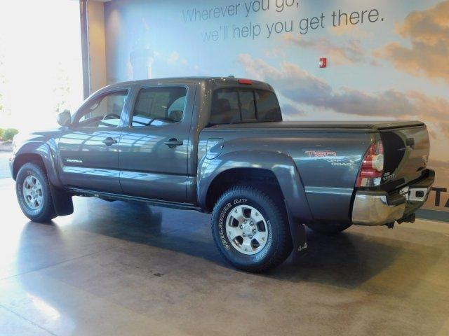 Pre Owned 2011 Toyota Tacoma 4wd Double V6 At Crew Cab Pickup In