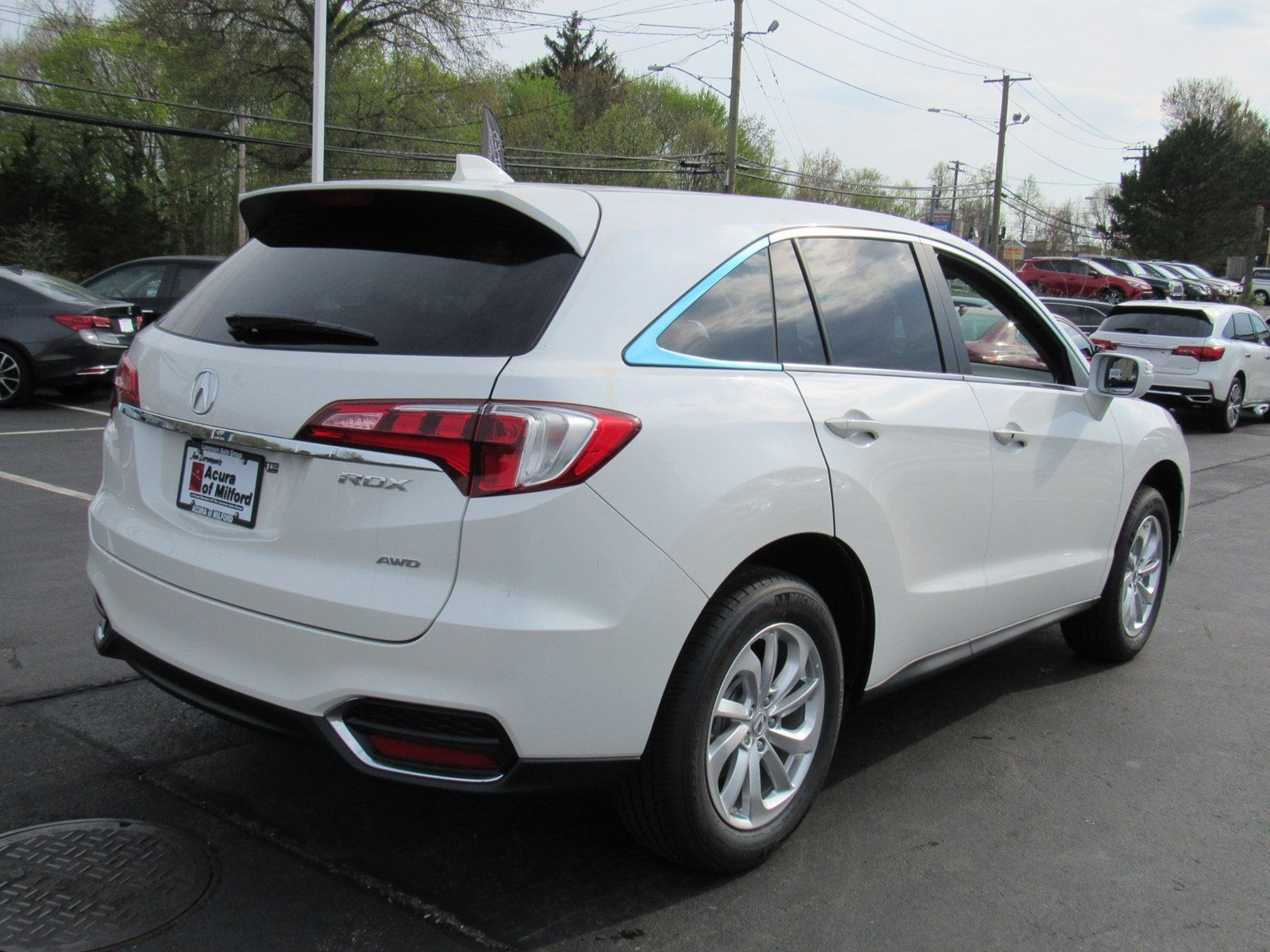 test acura review driving rdx suv road reviews