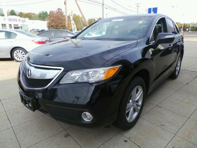 luxury acura meets pkg where serving tech used awd rdx detail at