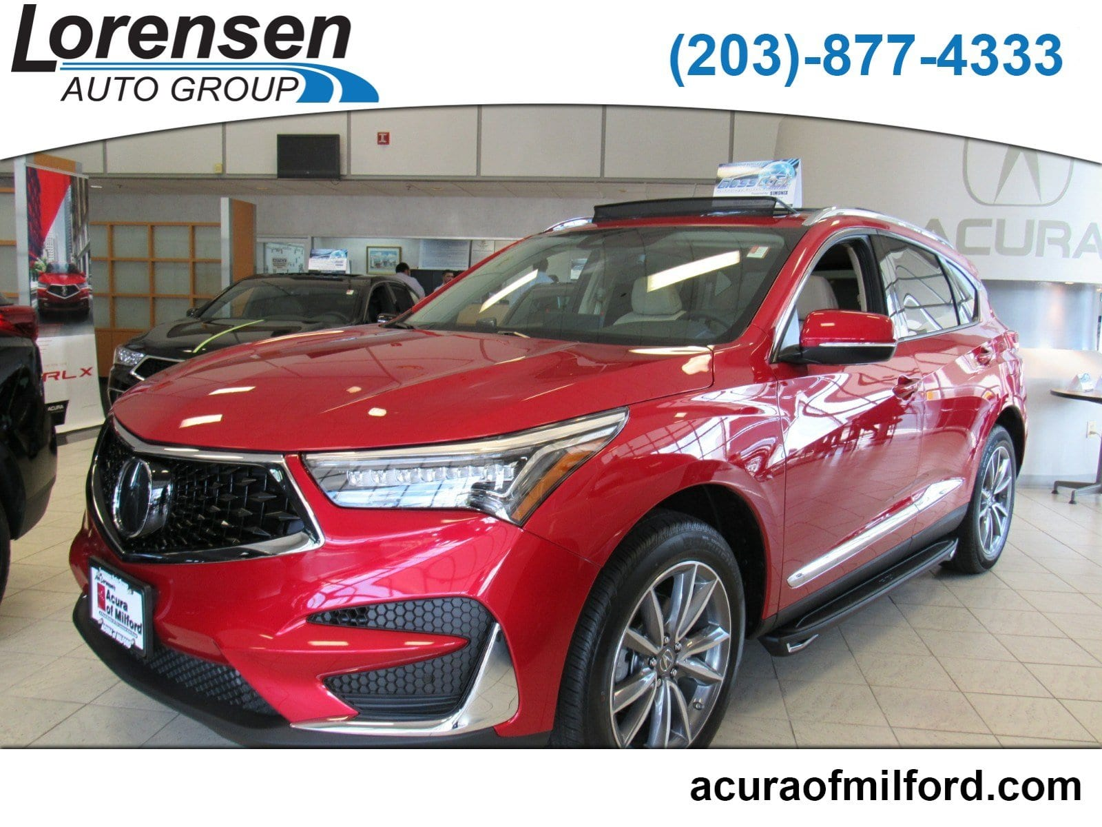 new 2019 acura rdx sh awd tech suv in milford 19012 acura of milford