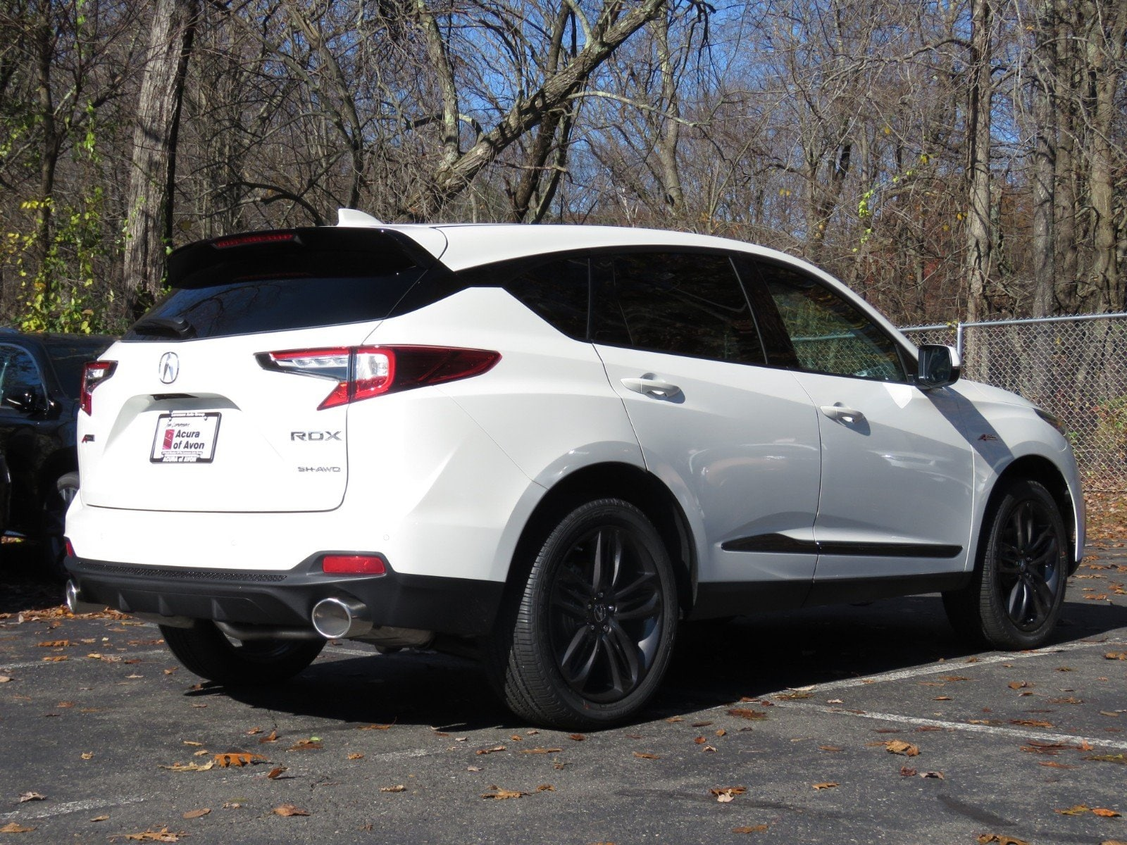 New 2019 Acura Rdx Sh Awd With A Spec Package Suv In Milford 19168