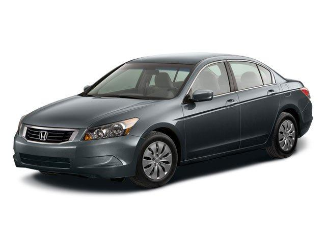 Pre-Owned 2008 Honda Accord 4dr I4 Auto LX