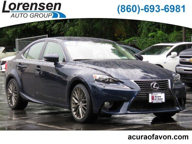 Pre Owned 2014 Lexus Is 250 4dr Sport Sdn Auto Awd 4dr Car In