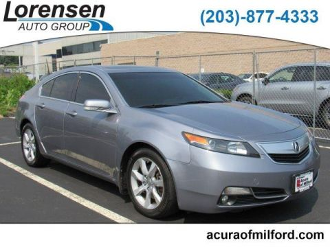 Used Acura TL For Sale In Milford CT Acura Of Milford - Cheap acura tl for sale used