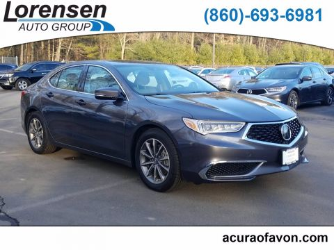 Pre-Owned 2020 Acura TLX 2.4L FWD
