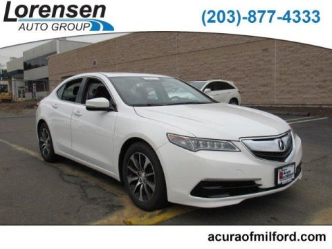Certified PreOwned Acuras New Haven Acura Of Milford - Acura tl lease offers