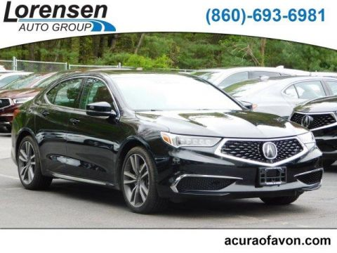 Pre-Owned 2019 Acura TLX 3.5L SH-AWD w/Technology Pkg