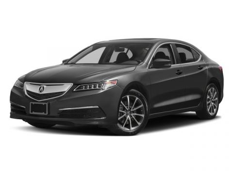 Pre-Owned 2017 Acura TLX V6 w/Technology Pkg