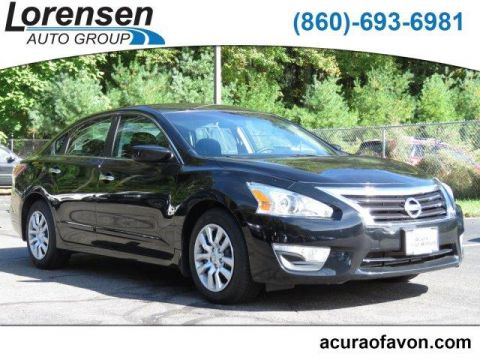 Pre-Owned 2015 Nissan Altima 4dr Sdn I4 2.5 S