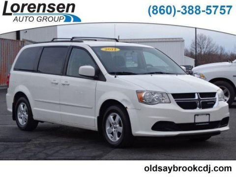 Pre-Owned 2012 Dodge Grand Caravan 4dr Wgn SXT