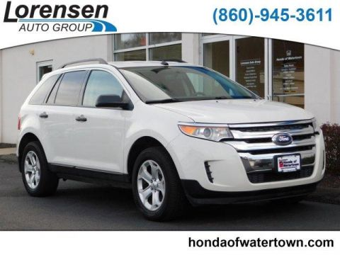 Pre-Owned 2013 Ford Edge 4dr SE AWD