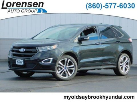 Pre-Owned 2015 Ford Edge 4dr Sport AWD