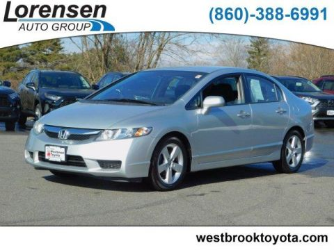 Pre-Owned 2011 Honda Civic 4dr Auto LX-S