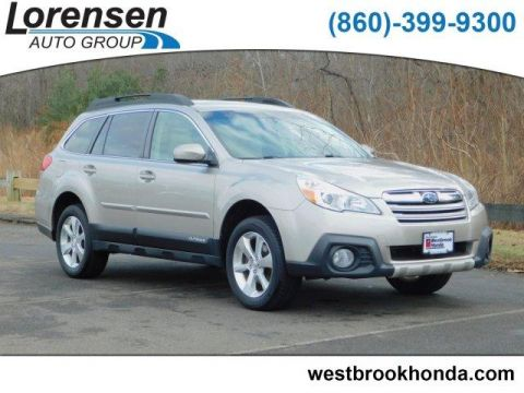 Pre-Owned 2014 Subaru Outback 4dr Wgn H4 Auto 2.5i Limited PZEV