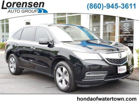 Pre-Owned 2015 Acura MDX SH-AWD 4dr