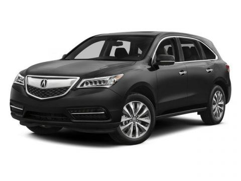 Pre-Owned 2015 Acura MDX SH-AWD 4dr Tech Pkg
