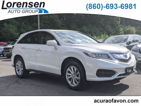 Pre-Owned 2018 Acura RDX AWD